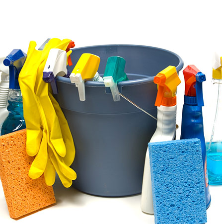 Office cleaning products
